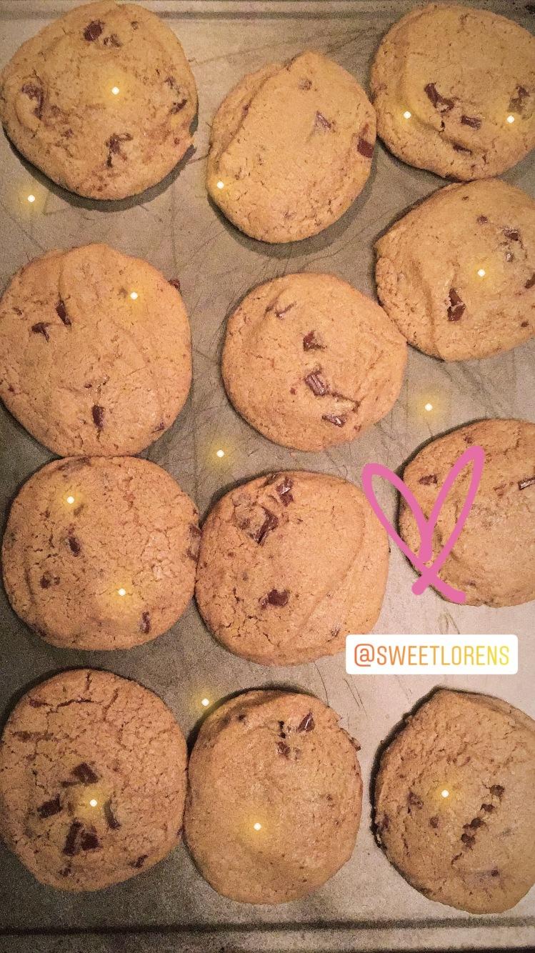 Sweet Lorens Cookies