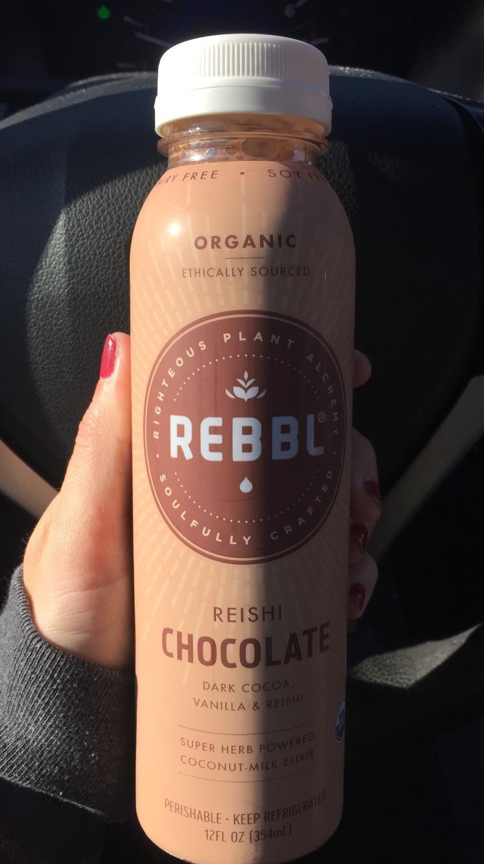 Rebbl drinks