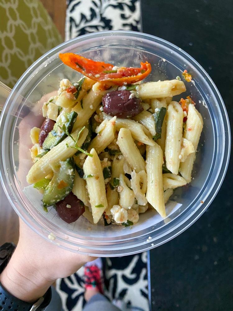Mediterranean Pasta Salad Fresh Market