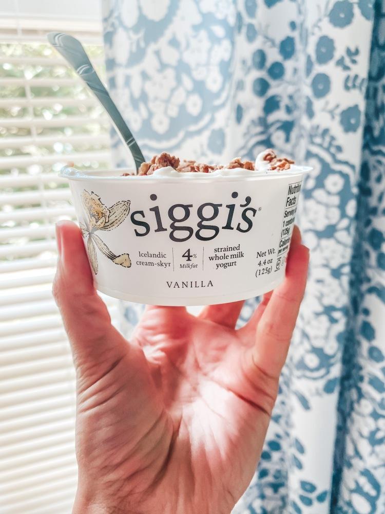 Siggis Yogurt