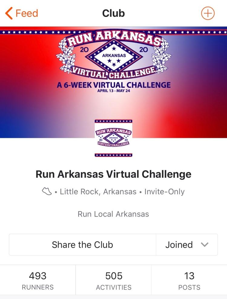 Run Arkansas