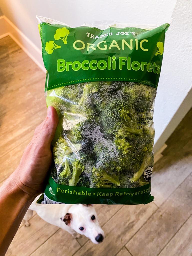 Trader Joe's Broccoli
