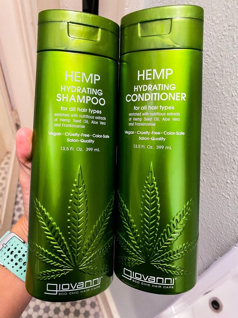 Giovanni Shampoo and Conditioner