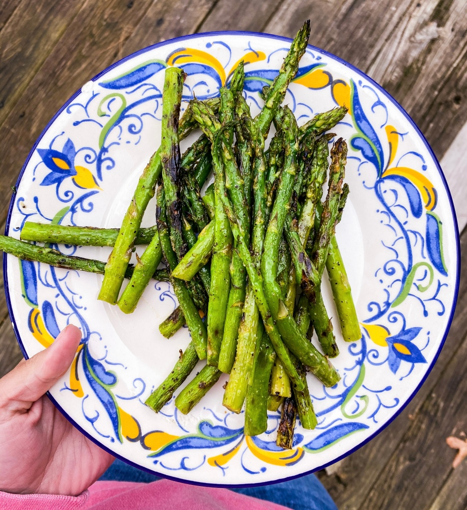 Grilled Asaparagus