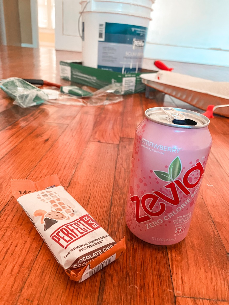 Zevia and Perfect Bars