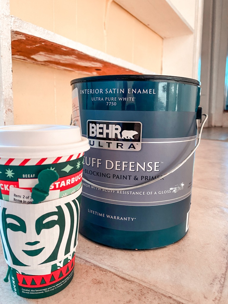Behr Ultra Scuff Defense Paint and Primer