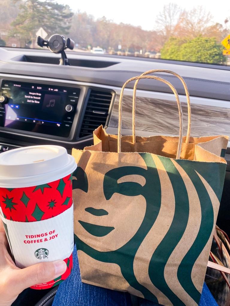 Pay It Forward at Starbucks