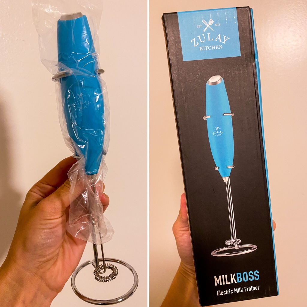Milk Boss Electric Milk Frother