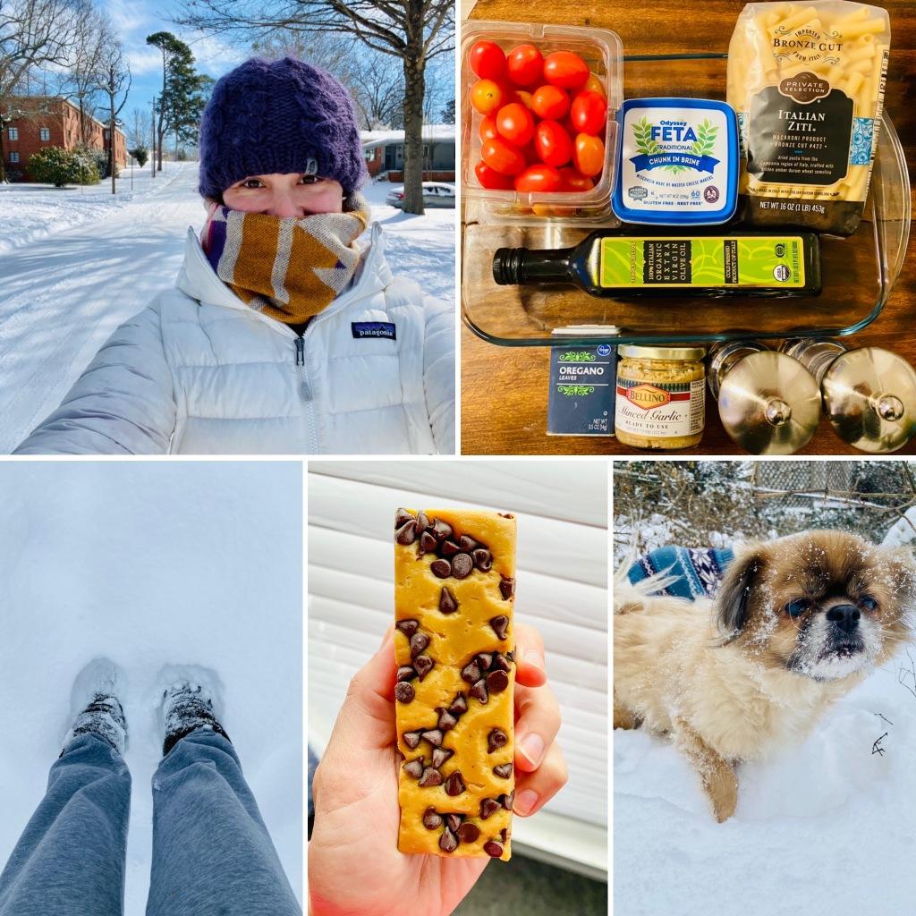 Snowmageddon 2021 + Viral Tiktok Pasta