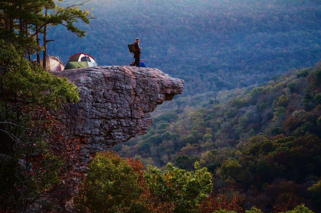 Camping Sites in Arkansas
