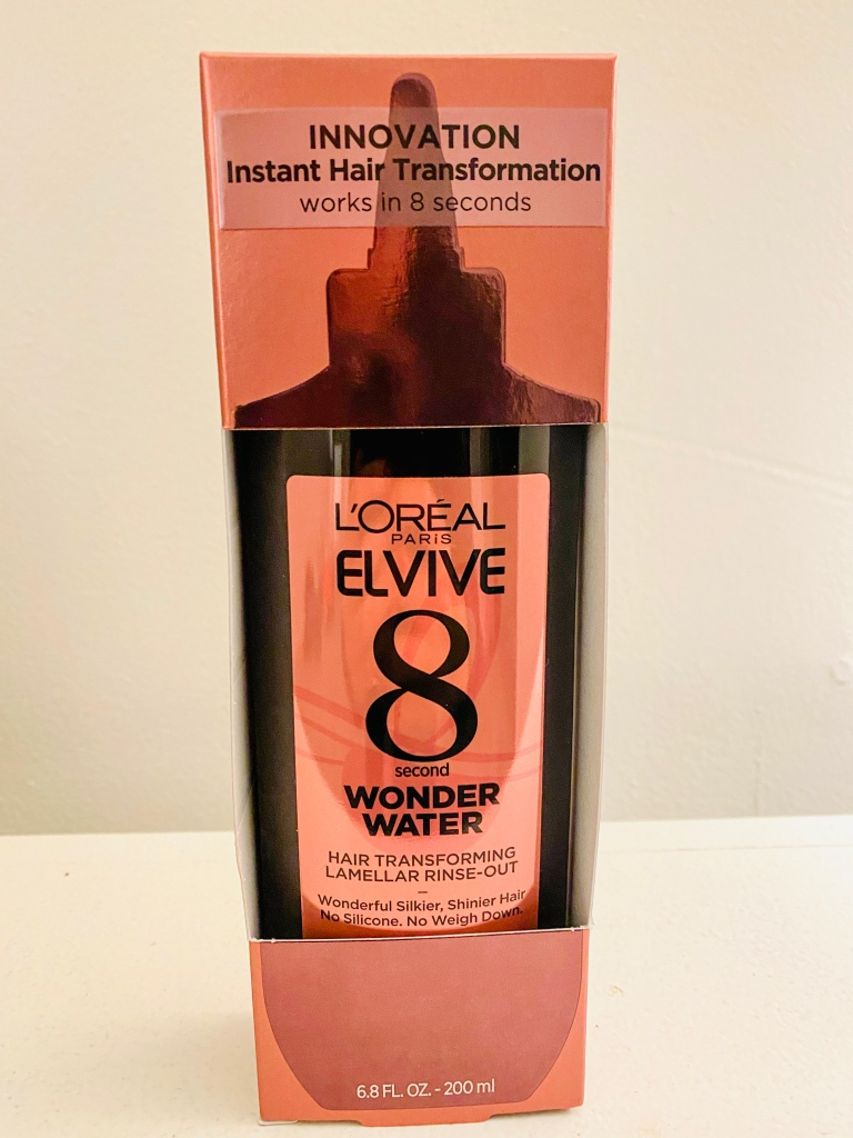 Loreal Paris Elvive 8 Second Wonder Water