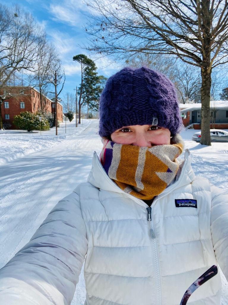 Snowmageddon 2021 Hillcrest Arkansas