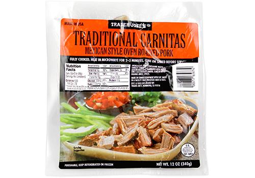 Trader Joe's Carnitas