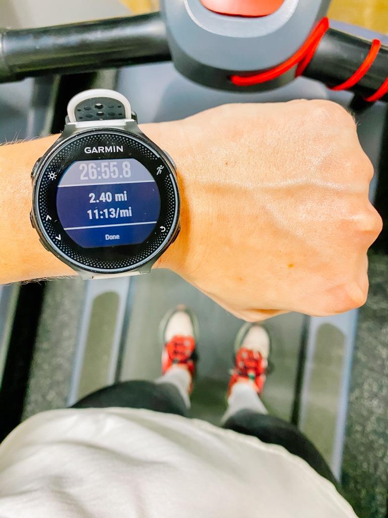 Treadmill Running Workouts