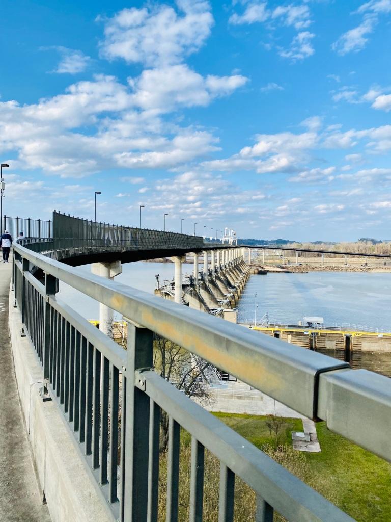 Big Dam Bridge Little Rock