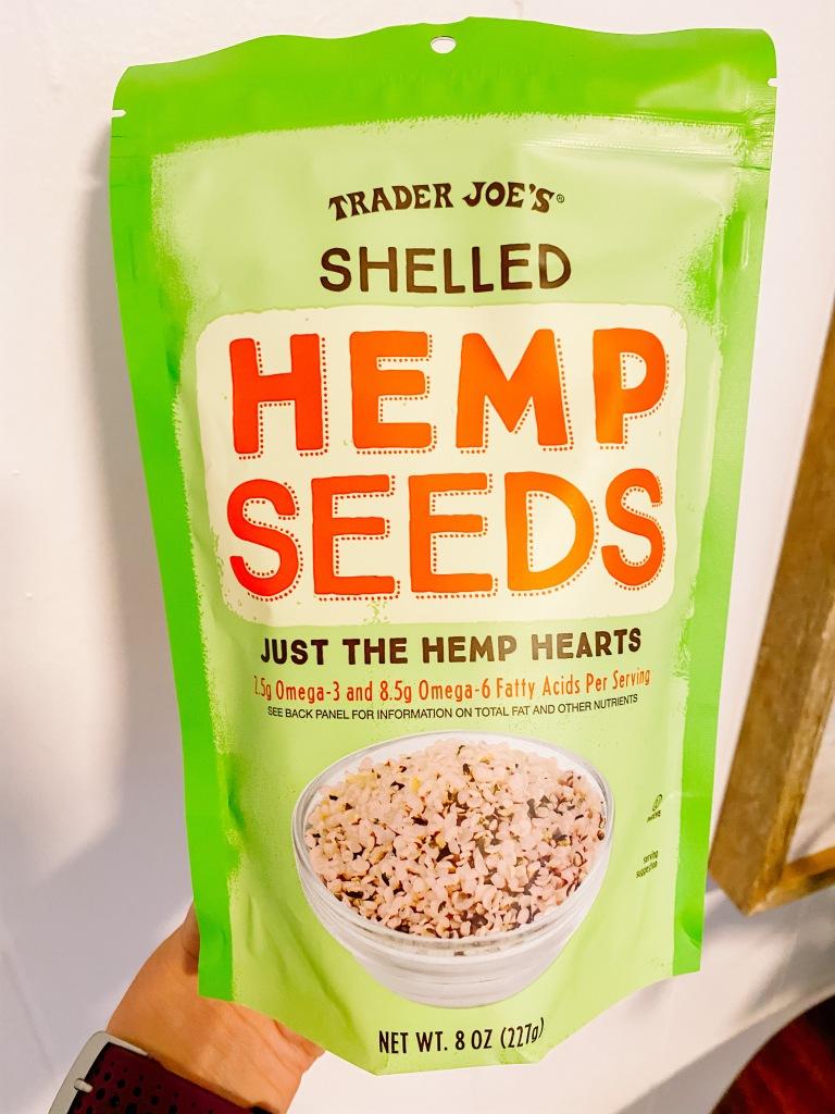 Trader Joe's Hemp Seeds