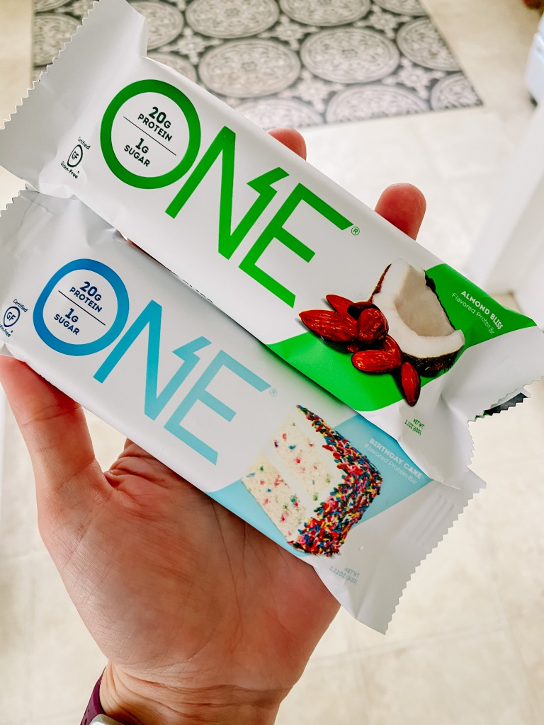 One Bars Protein Bars