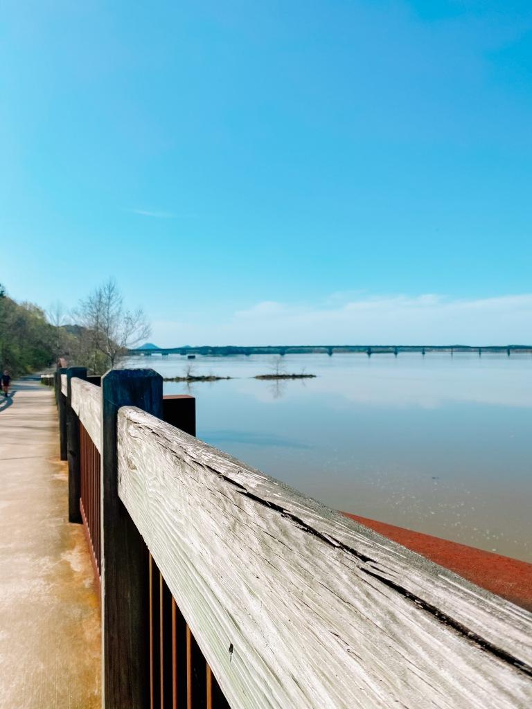 Big Dam Bridge Little Rock Arkansas