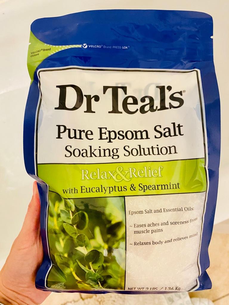 Dr Teals Pure Epsom Salt Soak